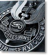 Medal Metal Print