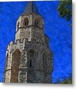 Medieval Bell Tower 2 Metal Print