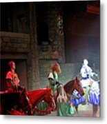 Medieval Times Dinner Theatre In Las Vegas Metal Print