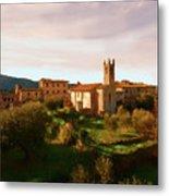 Medieval Tuscany Metal Print