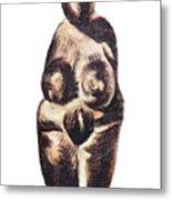 medieval Venus - fertility symbol Metal Print