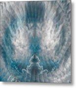 Meditating Cloud - 2 Metal Print