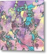 Meditations And Love Letters #15086 Metal Print