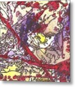 Meditations And Love Letters #15129 Metal Print