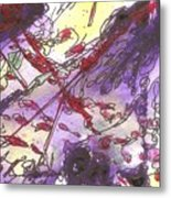 Meditations And Love Letters #15130 Metal Print