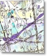 Meditations And Love Letters #15138 Metal Print