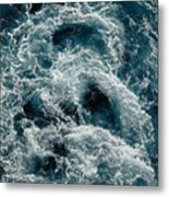 Mediterranean Sea Art 112 Metal Print