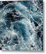 Mediterranean Sea Art 113 Metal Print
