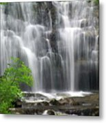 Meigs Falls 2 Metal Print