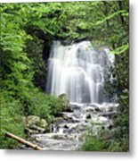 Meigs Falls Metal Print