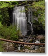 Meigs Falls One Metal Print