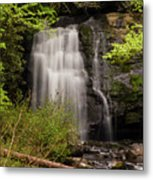 Meigs Falls Two Metal Print
