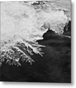 Melting Creek Metal Print