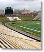 Memorial Stadium Metal Print