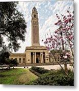 Memorial Tower Metal Print