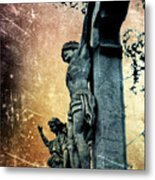 Memorializing Metal Print by Scott Wyatt