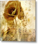 Memories And Time Metal Print