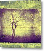 Memories Like Trees Metal Print