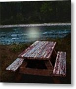 Memories Of Summers Past Metal Print