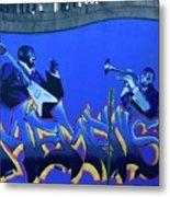 Memphis Blues Metal Print