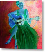 Memphis Minnie Metal Print