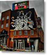 Memphis - Rock 'n' Soul Museum 001 Metal Print by Lance Vaughn
