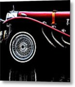 Mercedes Benz Ssk  Metal Print
