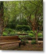 Botanic Garden Metal Print