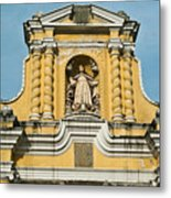 Mercid Church Antigua Guatemala Metal Print