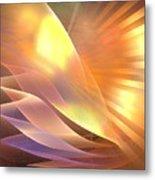 Mercury Sand Dunes Metal Print