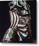 Merlion Metal Print