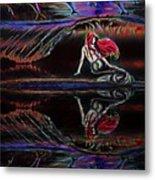 Mermaid Daydream  Metal Print