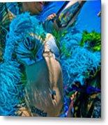 Mermaid Parade Participant Metal Print