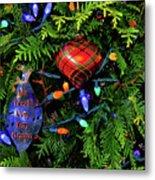 Merry Christmas 008 Metal Print