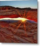 Mesa Arch 1 Metal Print