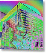 Mesa Art Center Metal Print