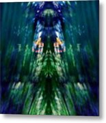 Messengers Are Often Ignored  Metal Print