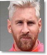 Messi 2016 Metal Print