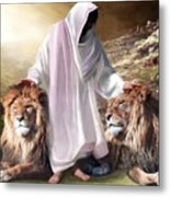 Messiah Israel And Judah Metal Print
