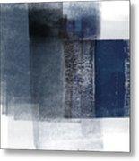 Mestro 2- Abstract Art By Linda Woods Metal Print