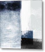 Mestro 3- Abstract Art By Linda Woods Metal Print