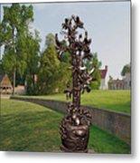 Metal Flowers 11mf Metal Print