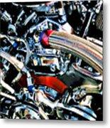 Metal Matter Metal Print