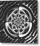 Metal Object Metal Print