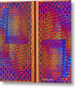 Metal Panel Abstract Metal Print