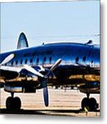 Metal Plane Metal Print