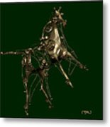 Metal Statuette 16ms Metal Print