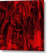 Metamorphism - Bizarre Shapes Metal Print