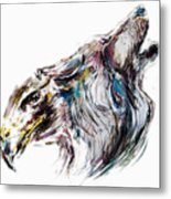 Metamorphosis I Metal Print