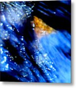 Meteor Shower Metal Print by Terril Heilman